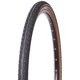 "Continental Ride Tour Bike Tire 28"", wire bead brown"